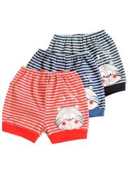 Kit 3 Shorts  Bebê - 20623