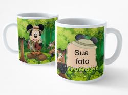 Caneca Ratinho Safari