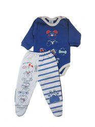 Pijama Bebê Bom Amigo -  20340