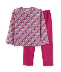 Pijama  Infantil de Soft - Arco-íris
