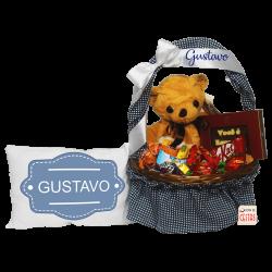 Cesta Ternura- chocolates
