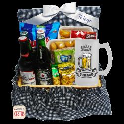 Baú Cervejeiro - Cervejas e peticos