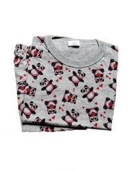 Pijama Infantil Curto Tam 4  Feminino
