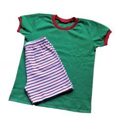 Pijama Infantil 100% algodão