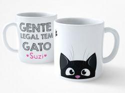 Caneca Gato