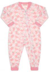 Pijama Macacao Soft - Foca