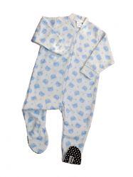 Pijama  Macacão soft  Infantil  - Tam 8