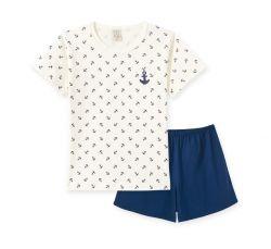 Pijama Infantil Masculino - Náutico