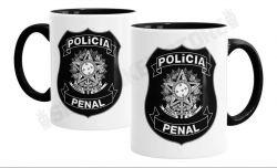 Caneca Polícia Penal